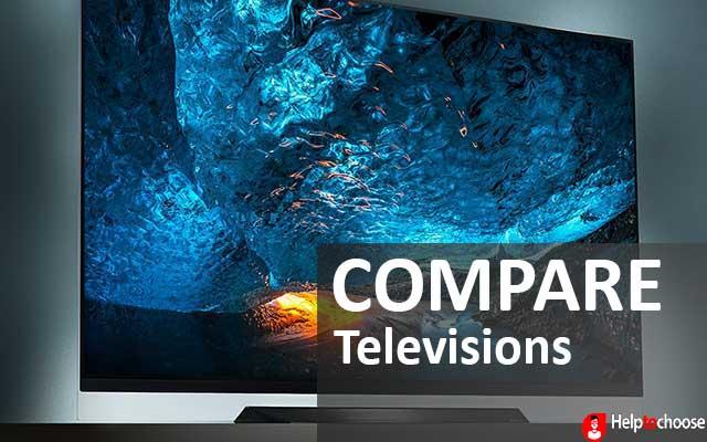 Compare televisions