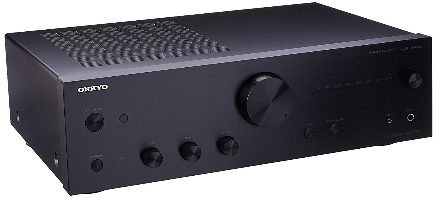 TOP 13] Best Receiver & Amplifier for a Turntable in 2019