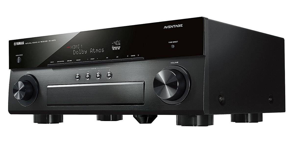 Yamaha AVENTAGE RX-A870BL
