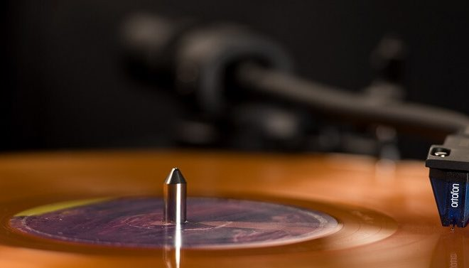 Phono Cartridge for Record Player