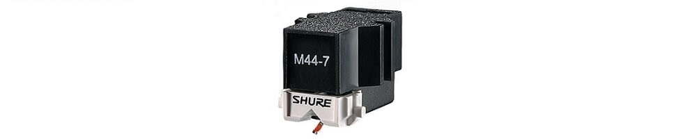 Shure M44-7 Standard DJ