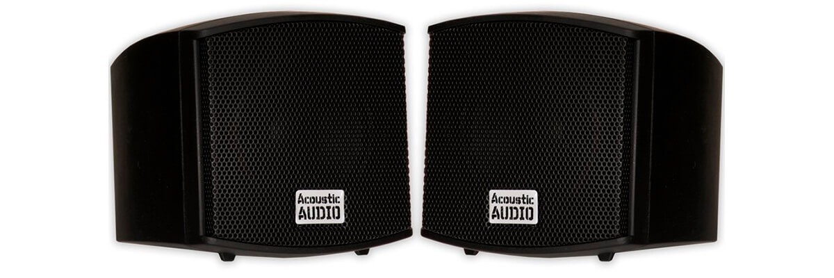 Acoustic Audio AA321B
