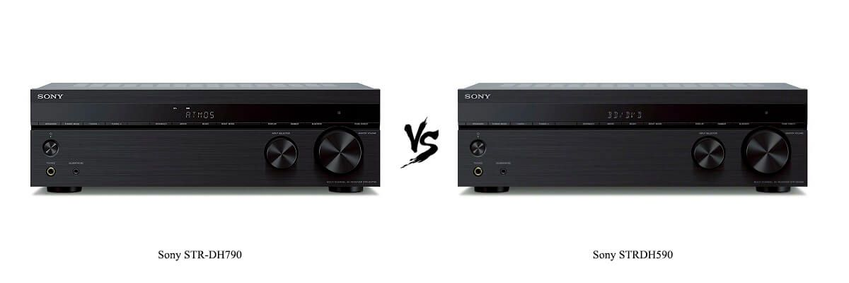 Sony STR-DH790 vs Sony STR-DH590