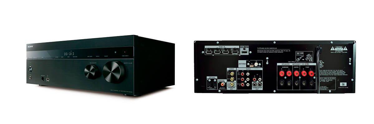 Sony-STRDH550