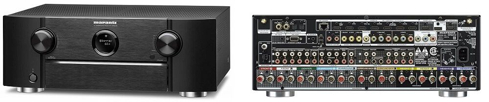 Marantz SR6012 Review - Compare Features and Specs