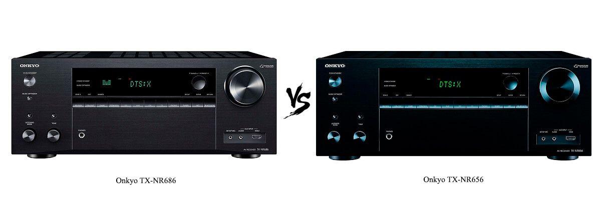 Onkyo TX-NR686 vs Onkyo TX-NR656