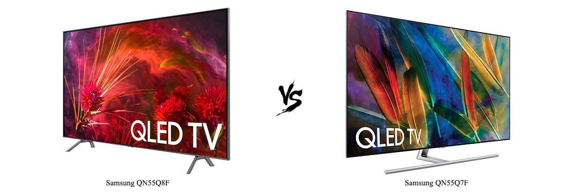Samsung QN55Q8F vs Samsung QN55Q7F