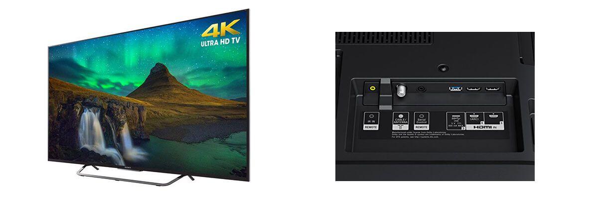 Sony XBR75X850C