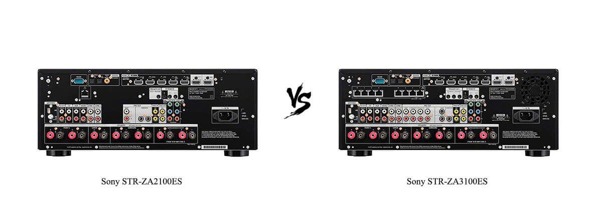 Sony STR-ZA2100ES vs Sony STR-ZA3100ES back