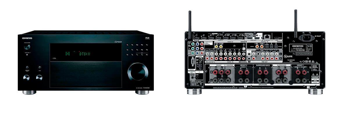 Onkyo TX-RZ3100 review & specs
