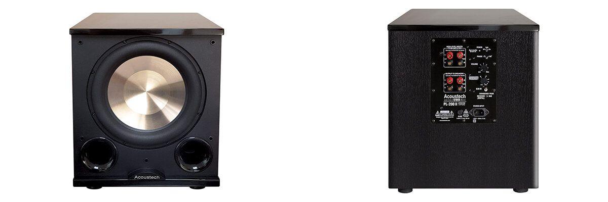 Bic Acoustech PL-200 II review & specs