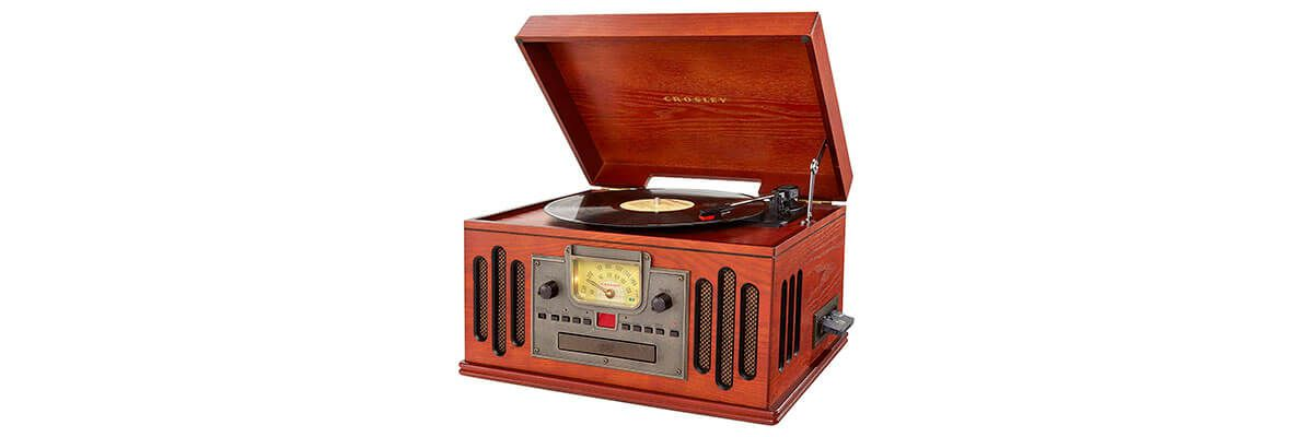 Crosley CR704D-PA review & specs