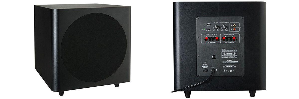 Dayton Audio SUB-1000 review & specs