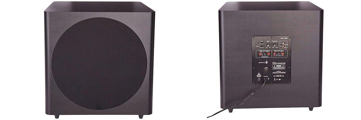 Dayton Audio SUB-1500 review & specs