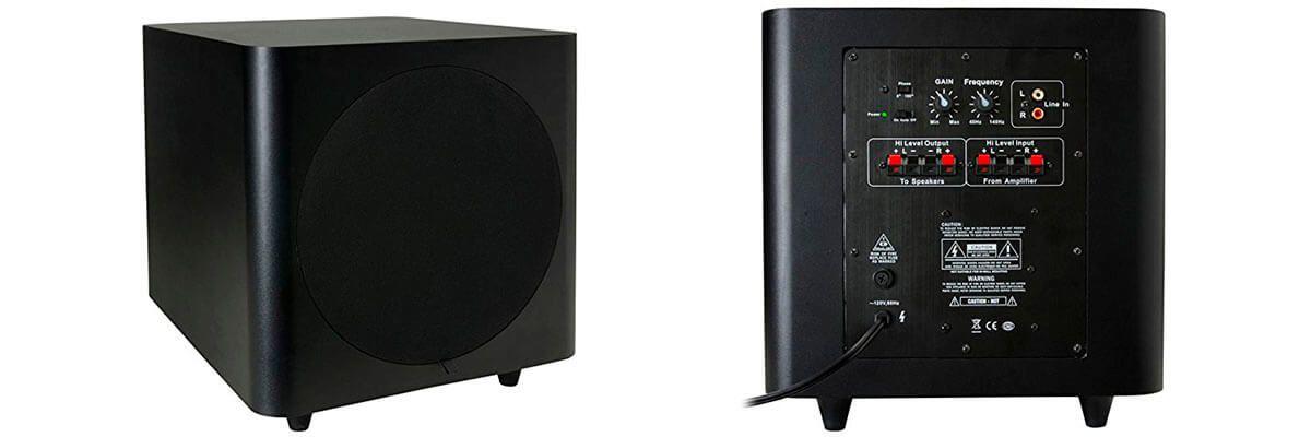 Dayton Audio SUB-800 review & specs