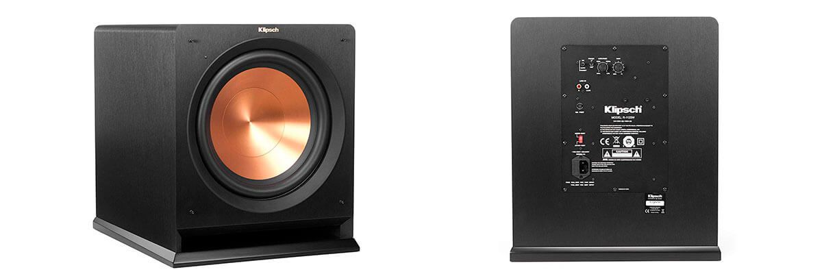 Klipsch R-112SW review & specs