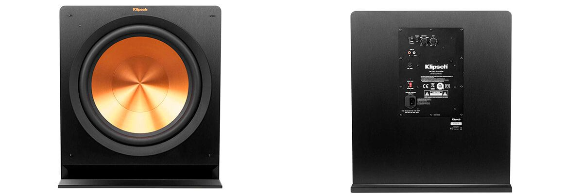 Klipsch R-115SW review & specs