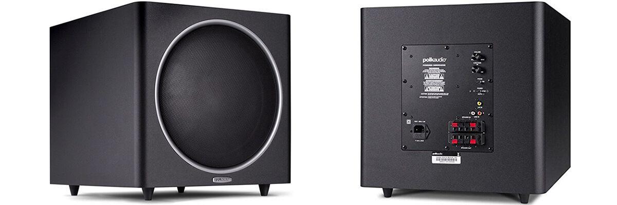Polk Audio PSW125 review & specs