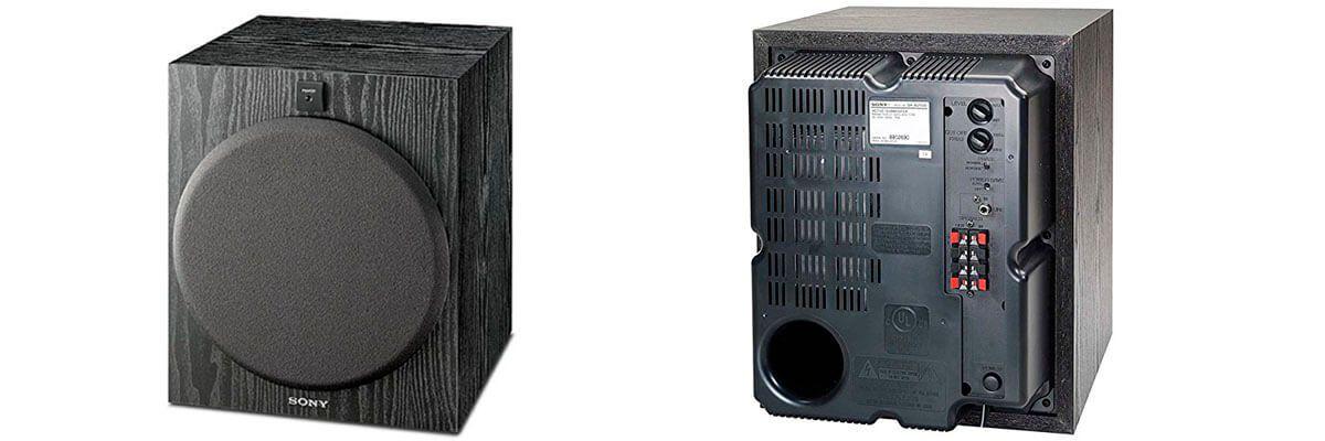 Sony SA-W2500 review & specs