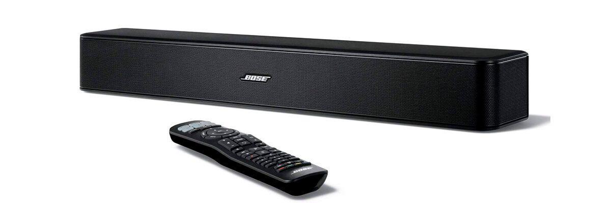 Bose Solo 5 review & specs