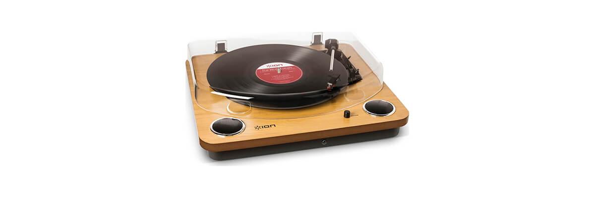 ION Audio Air LP review & specs