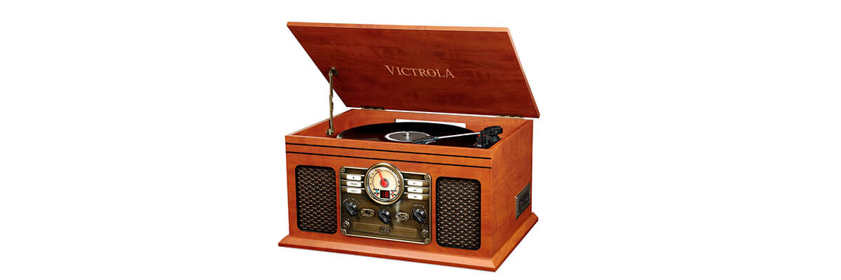Victrola 6-in-1 Nostalgic review & specs