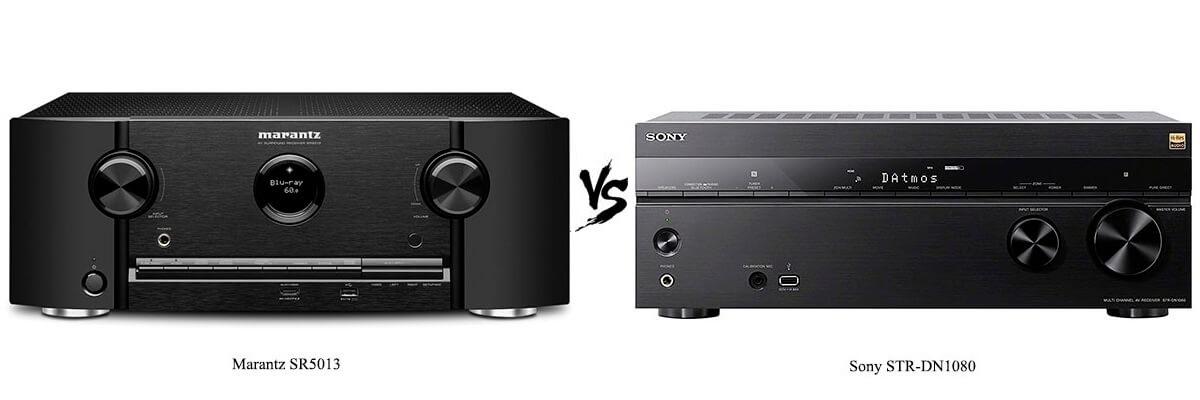 Marantz SR5013 vs Sony STR-DN1080