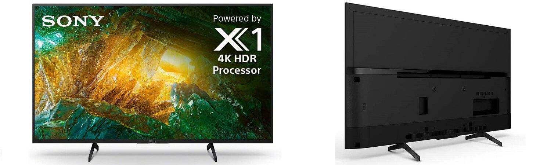 Sony X800H