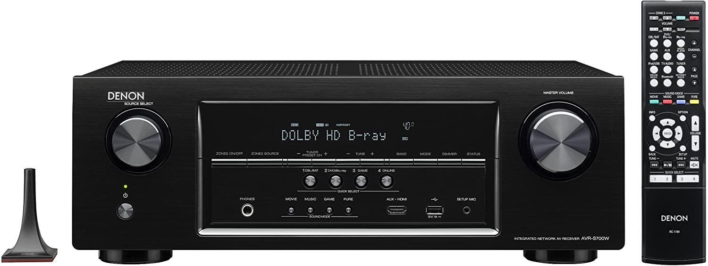 Denon AVR-S700W review
