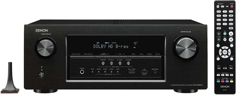Denon AVR-S900W review