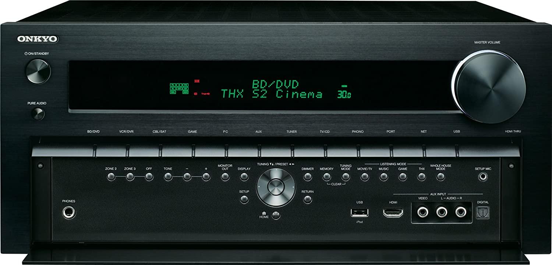 Onkyo TX-NR809 review