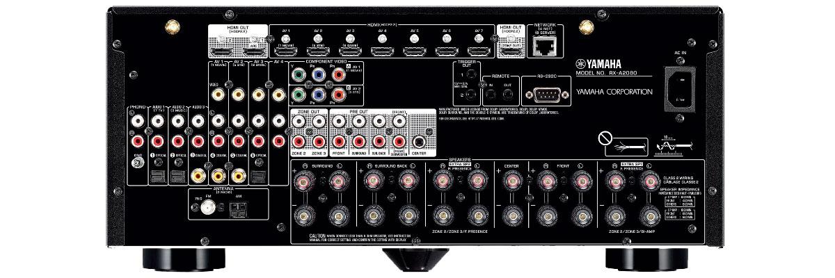 Yamaha AVENTAGE RX-A2080