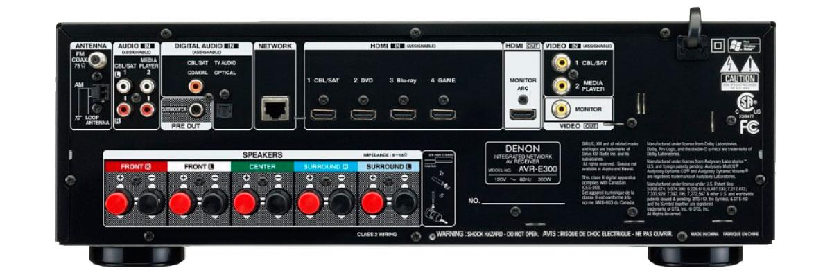 Denon AVR-E300