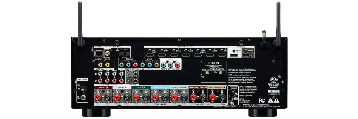 Denon AVR-S910W