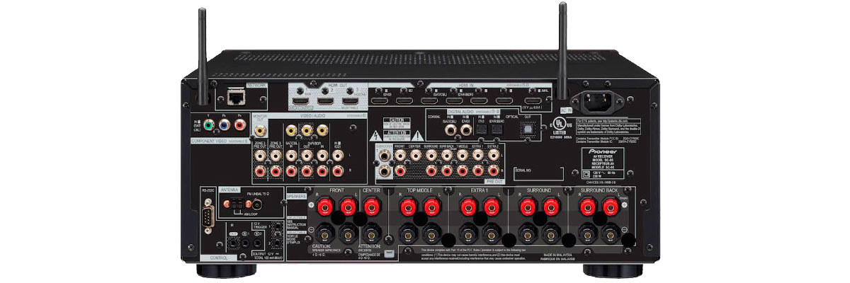 Pioneer Elite SC-99