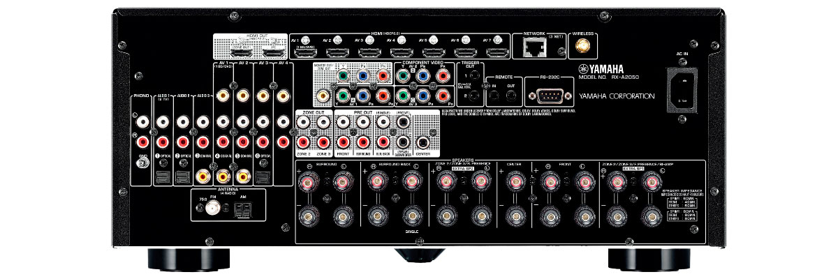 Yamaha RX-A2050