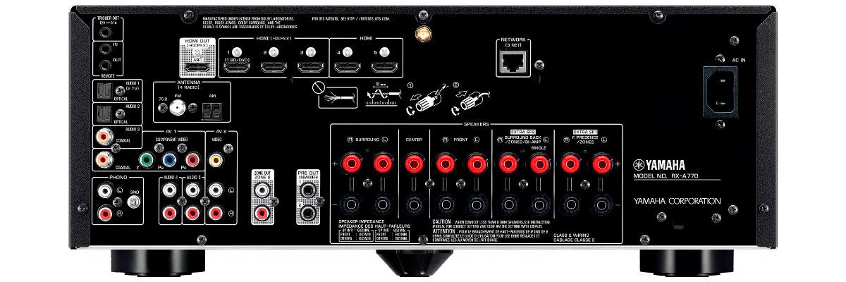 Yamaha RX-A770BL