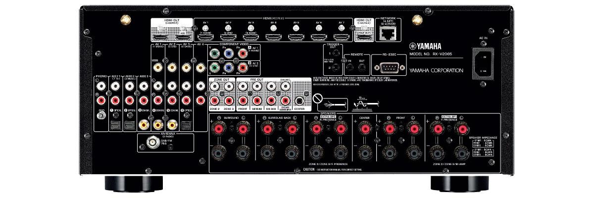 Yamaha RX-V2085