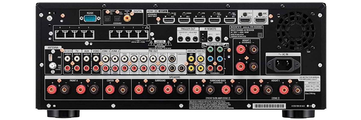 Sony STRZA5000ES