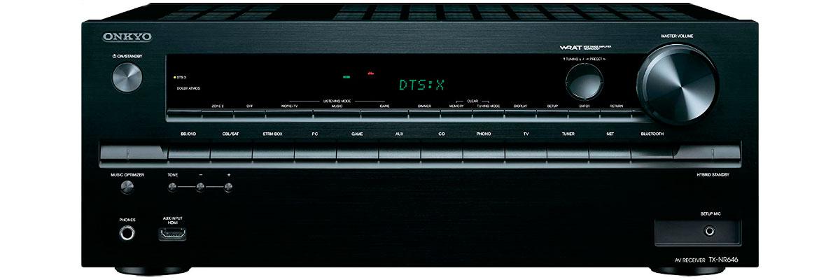 Onkyo TX-NR646