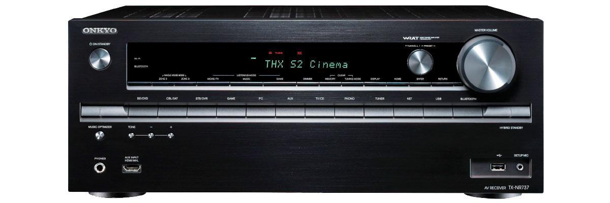Onkyo TX-NR737