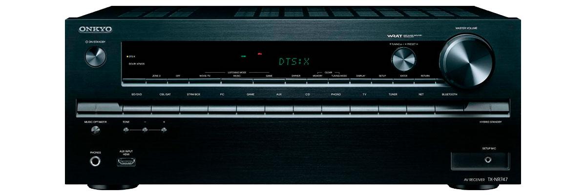 Onkyo TX-NR747
