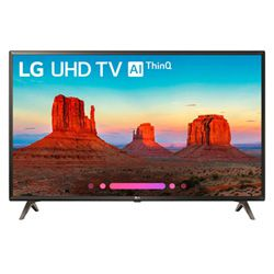 LG 43UK6300 review