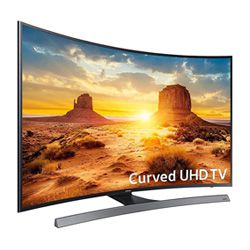 Compare Samsung UN55KU6600FXZA